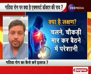 Health Talk of Dr. Gaurav Gupta on ZeeTV News